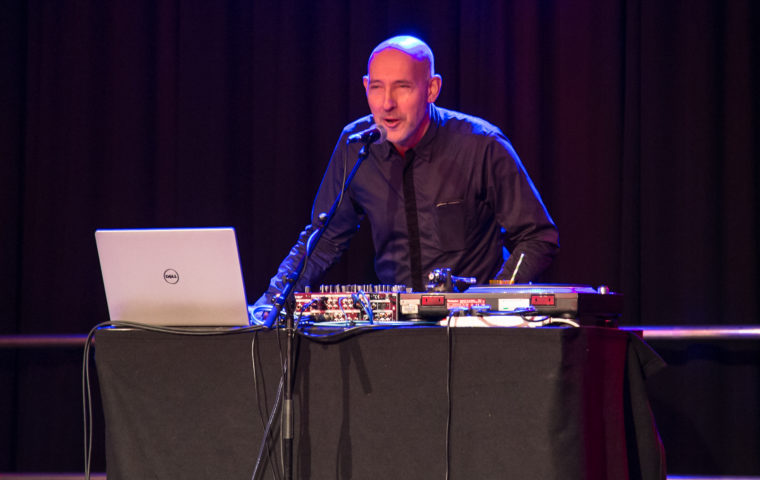 Martin Aston - Care Home DJ at the Southbank Centre
