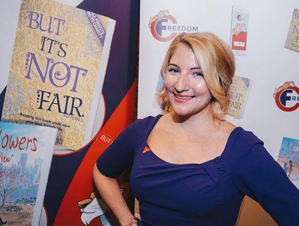 Picture of Caroline Gelatly - Magic Me trustee