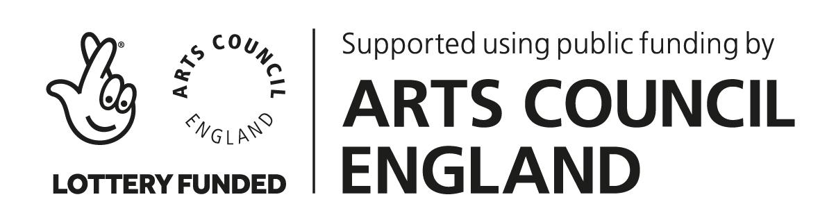 Arts Council England lottery logo