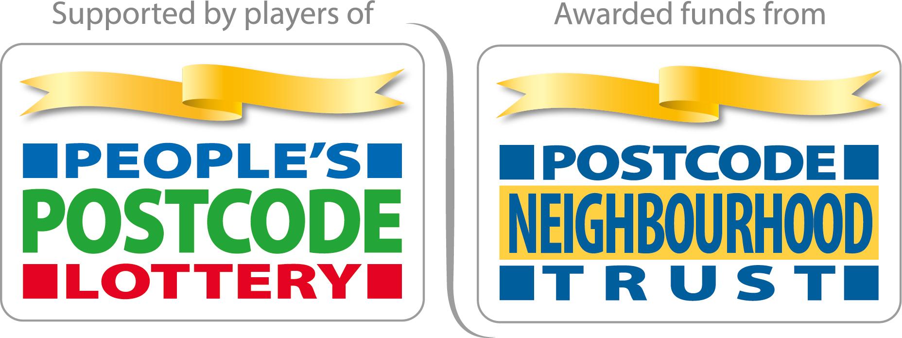 Postcode Neighbourhood Trust Logo